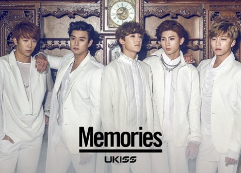 MEMORIES OF U-KISS BLURAY