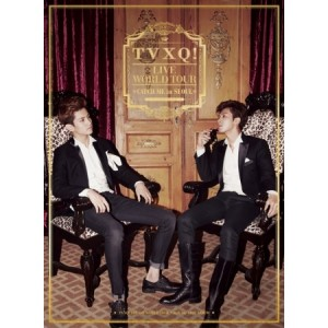 TVXQ! LIVE WORLD TOUR Catch Me (2CD)