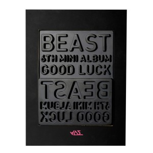 BEAST GOOD LUCK BLACK VER