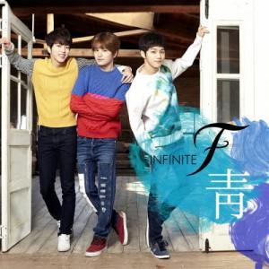 INFINITE F 1ST SINGLE ALBUM