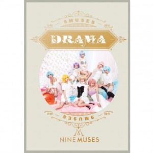 NINE MUSES 3RD MINI ALBUM
