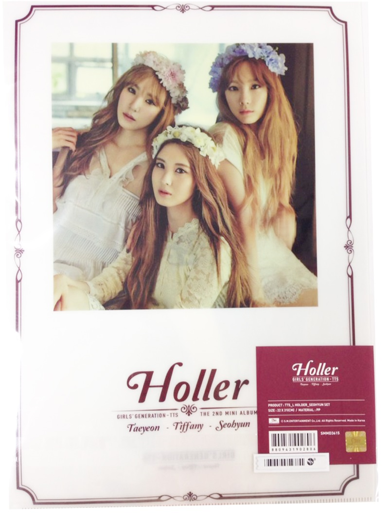 SNSD TaeTiSeo L-HOLDER