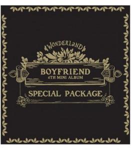 BOYFRIEND IN WONDERLAND SPECIAL PACKAGE