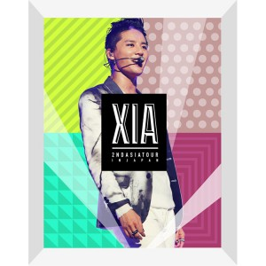 XIA 2nd ASIA TOUR CONCERT INCREDIBLE IN JAPAN