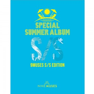 NINE MUSES SUMMER ALBUM