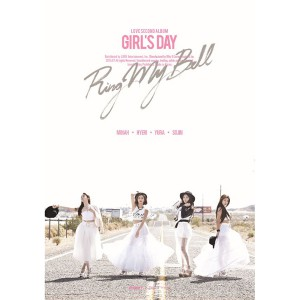 GIRL'S DAY 2ND ALBUM GROUP VER