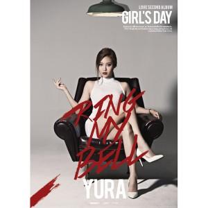 GIRL'S DAY 2ND ALBUM YURA VER