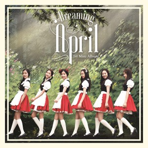 APRIL 1ST MINI ALBUM