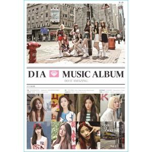 DIA 1ST ALBUM