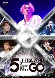 FT ISLAND 5th Anniversary Arena Tour 2015 5.....GO