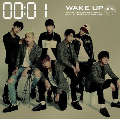 BTS WAKE UP TYPE A