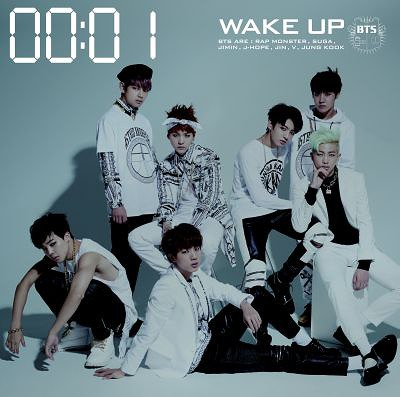 BTS WAKE UP TYPE B