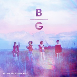 BROWN EYED GIRLS 6TH ALBUM
