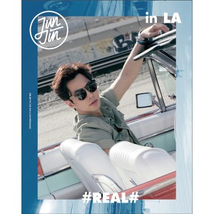 Jun Jin (SHINHWA) - 2nd Mini Album Repackage #REAL# IN lN LA