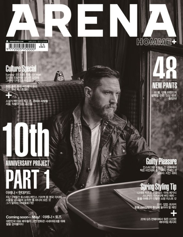 ARENA HOMME APR 16