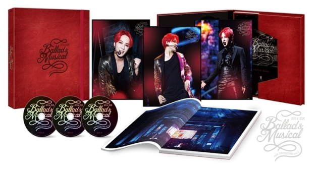XIA 2014 XIA BALLAD & MUSICAL CONCERT WITH ORCHESTRA VOL.3