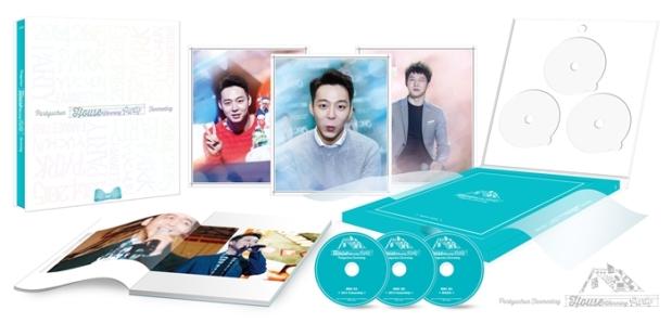 YOOCHUN FANMEETING DVD