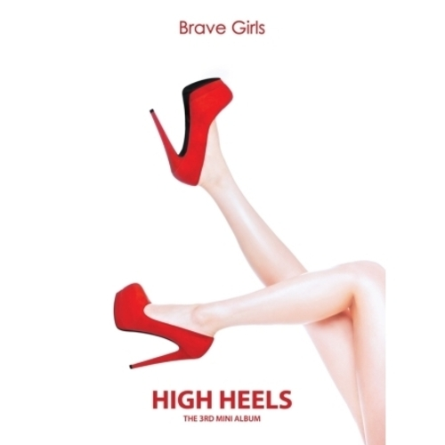BRAVE GIRLS 3RD MINI