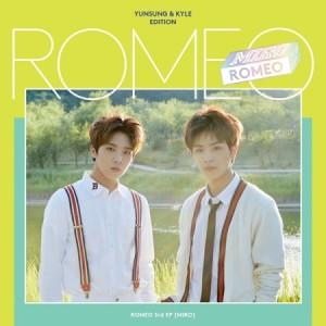 ROMEO 3rd Mini(Yunsung, Kyle edition)