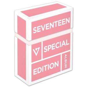 Seventeen 1st album repackageLE