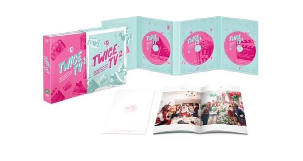 TWICE TV DVD